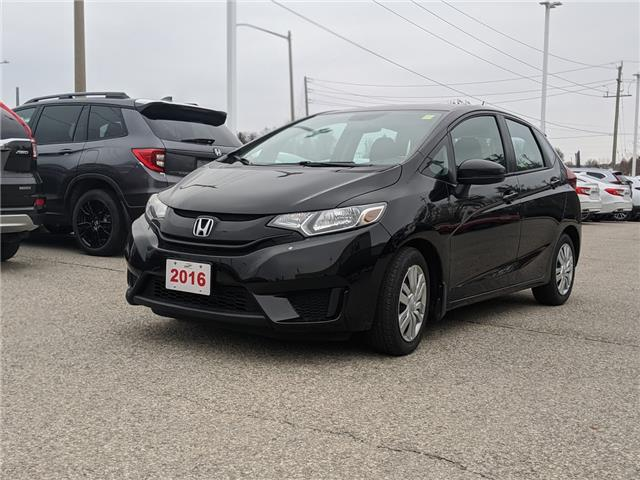 2016 Honda Fit LX (Stk: 20718A) in Cambridge - Image 1 of 9