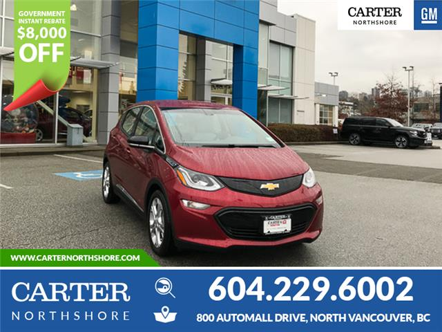 2019 Chevrolet Bolt EV LT (Stk: 9B99880) in North Vancouver - Image 1 of 13