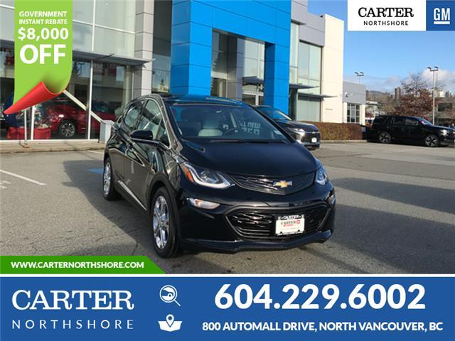 2020 Chevrolet Bolt EV LT (Stk: B12400) in North Vancouver - Image 1 of 13