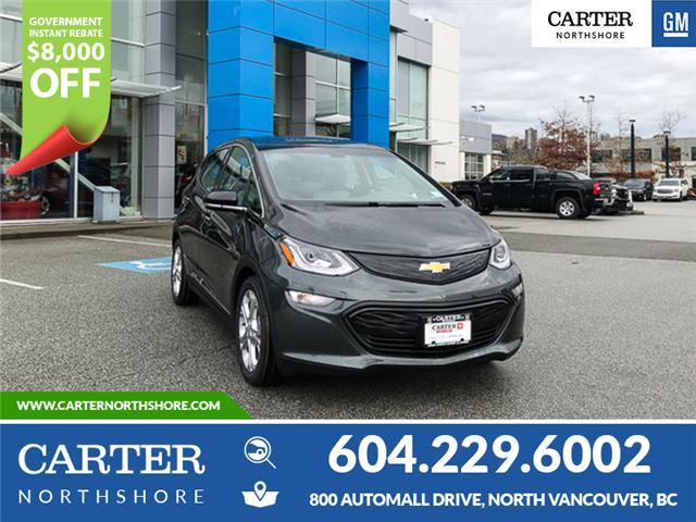 2020 Chevrolet Bolt EV LT (Stk: B17850) in North Vancouver - Image 1 of 13