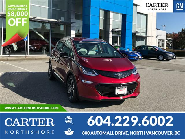 2019 Chevrolet Bolt EV Premier (Stk: 9B03420) in North Vancouver - Image 1 of 13