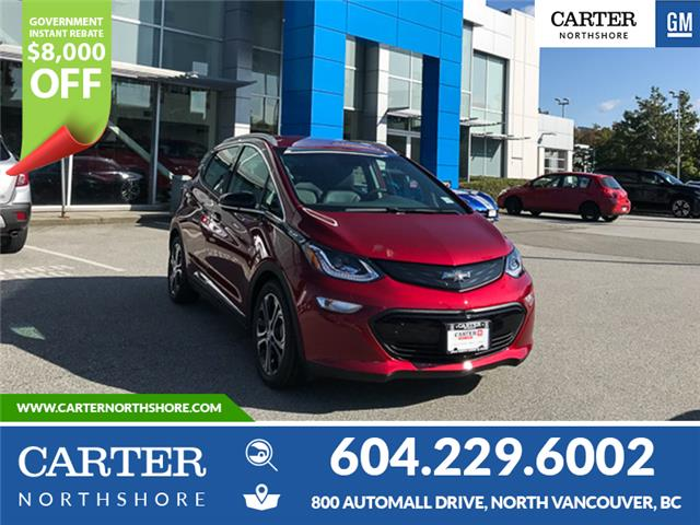 2019 Chevrolet Bolt EV Premier (Stk: 9B96040) in North Vancouver - Image 1 of 13