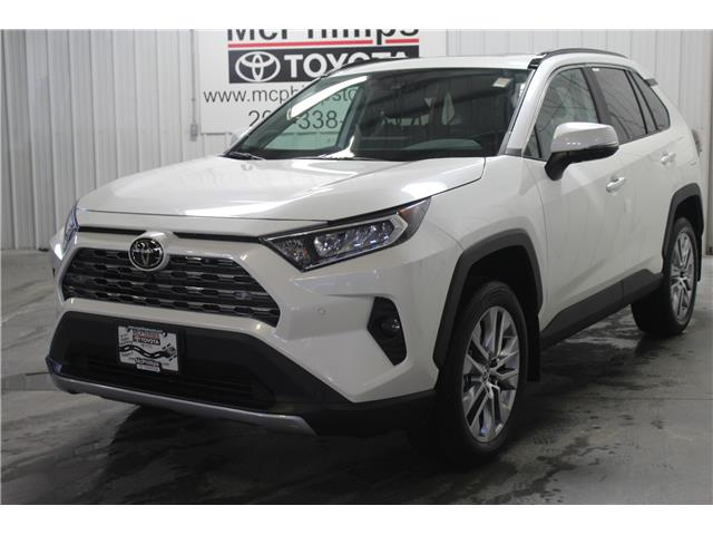 2020 Toyota RAV4 Limited (Stk: W109675) in Winnipeg - Image 1 of 20