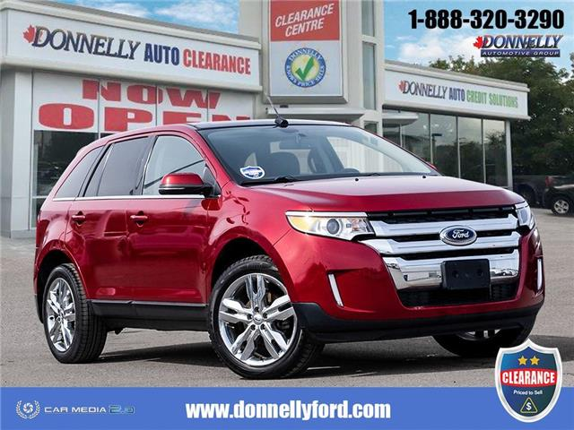 2013 Ford Edge Limited (Stk: CLDS101A) in Ottawa - Image 1 of 28