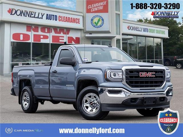 2016 GMC Sierra 1500 Base (Stk: CLDS1757A) in Ottawa - Image 1 of 28