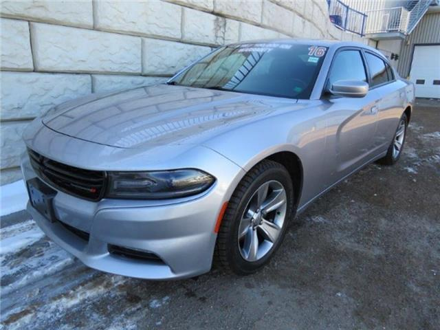 2016 Dodge Charger SXT (Stk: D00486A) in Fredericton - Image 1 of 20