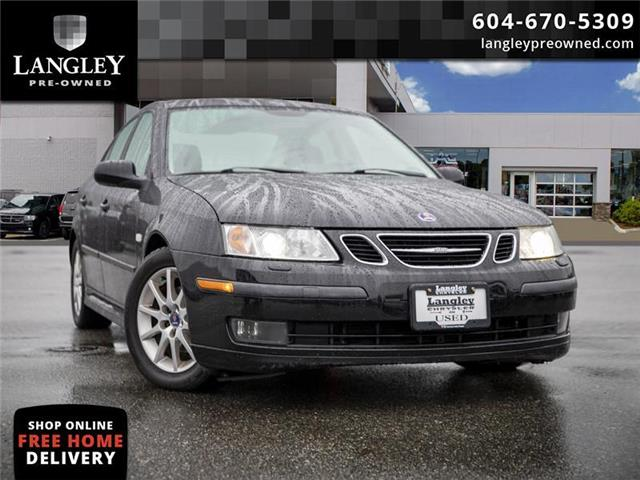 2003 Saab 9-3 Linear (Stk: LC0113A) in Surrey - Image 1 of 21