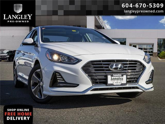 2018 Hyundai Sonata Hybrid Limited (Stk: LC0110) in Surrey - Image 1 of 23