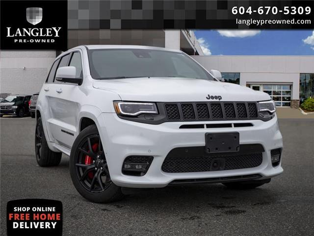 2019 Jeep Grand Cherokee SRT (Stk: LC0207) in Surrey - Image 1 of 27