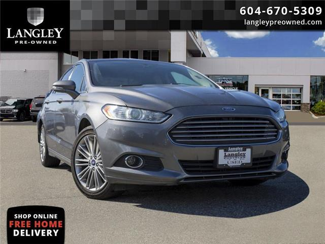 2014 Ford Fusion SE (Stk: L163595B) in Surrey - Image 1 of 22