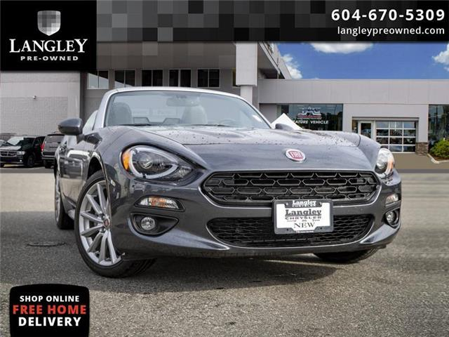 2019 Fiat 124 Spider Lusso (Stk: LC0214) in Surrey - Image 1 of 20