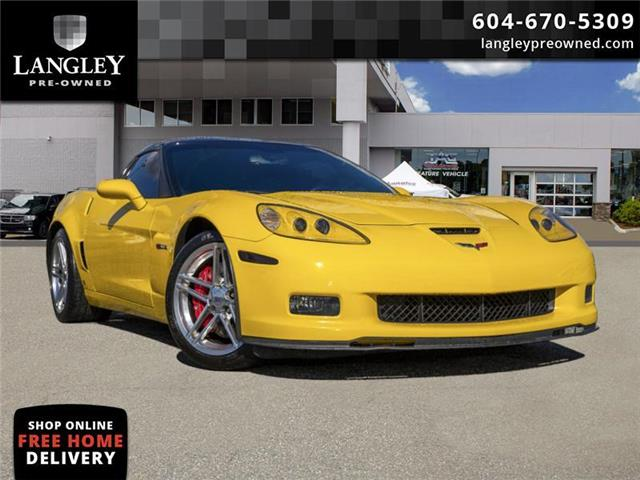 2007 Chevrolet Corvette Z06 Fixed Roof (Stk: L185413AA) in Surrey - Image 1 of 22