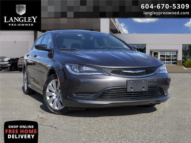 2017 Chrysler 200 LX (Stk: LC0220A) in Surrey - Image 1 of 20