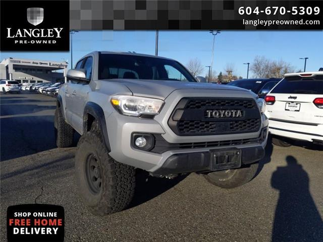 2019 Toyota Tacoma TRD Off Road (Stk: L161902B) in Surrey - Image 1 of 1