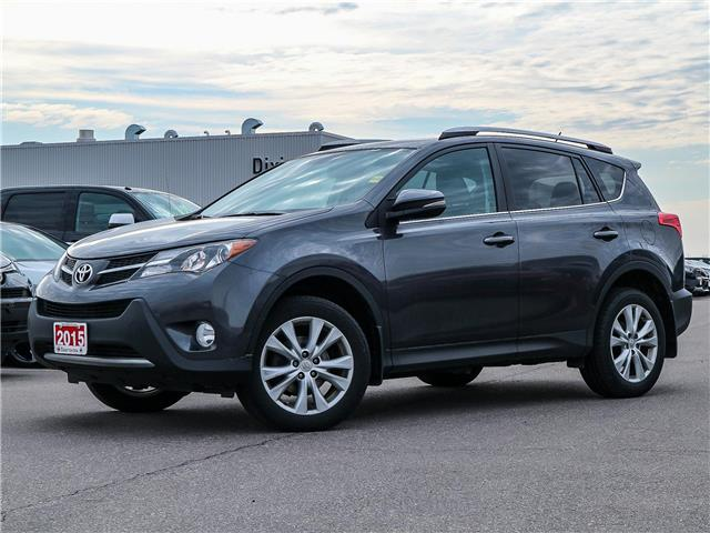2015 Toyota RAV4 Limited (Stk: 72380) in Mississauga - Image 1 of 1