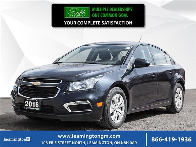 2016 Chevrolet Cruze Limited 1LT (Stk: 20-377A) in Leamington - Image 1 of 30
