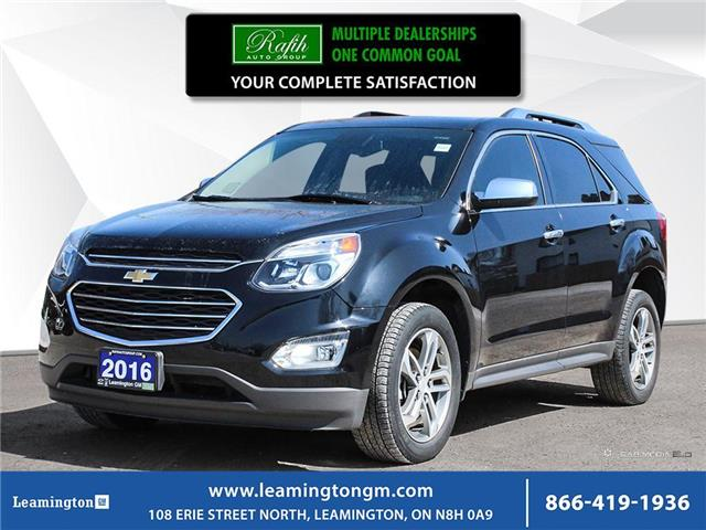 2016 Chevrolet Equinox LTZ (Stk: 19-690A) in Leamington - Image 1 of 30
