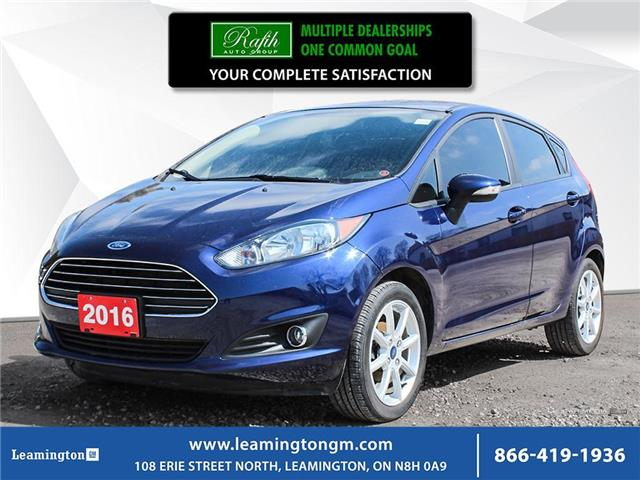2016 Ford Fiesta SE (Stk: U4434) in Leamington - Image 1 of 30