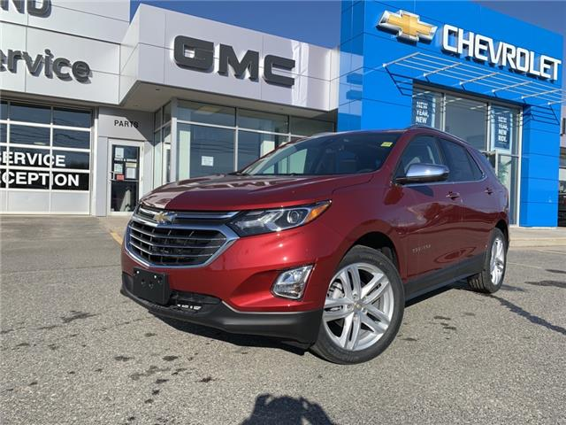 2020 Chevrolet Equinox Premier (Stk: 20-066) in Parry Sound - Image 1 of 13
