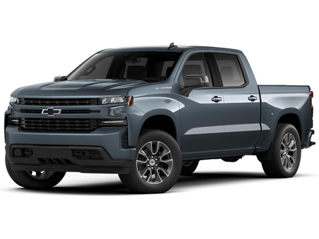 2020 Chevrolet Silverado 1500 RST (Stk: 86502) in Exeter - Image 1 of 9