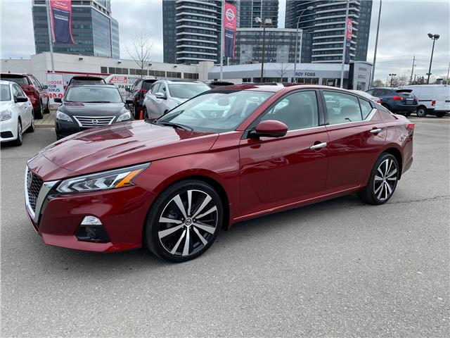 2020 Nissan Altima 2.5 Platinum (Stk: C35494) in Thornhill - Image 1 of 12
