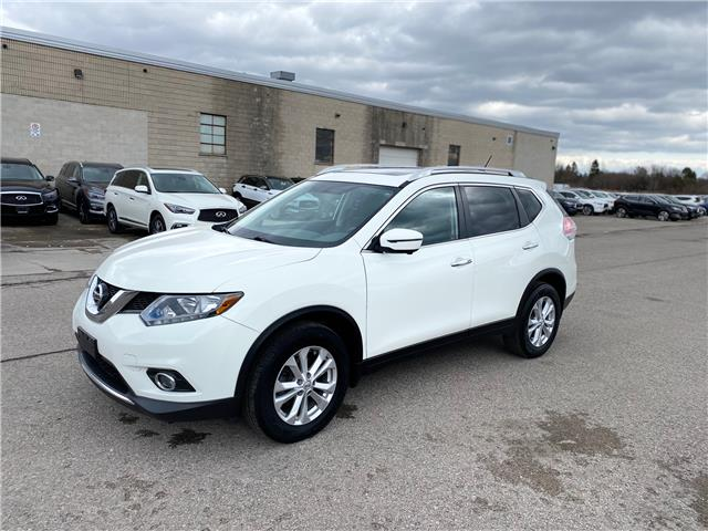 2016 Nissan Rogue SV (Stk: C35482) in Thornhill - Image 1 of 11