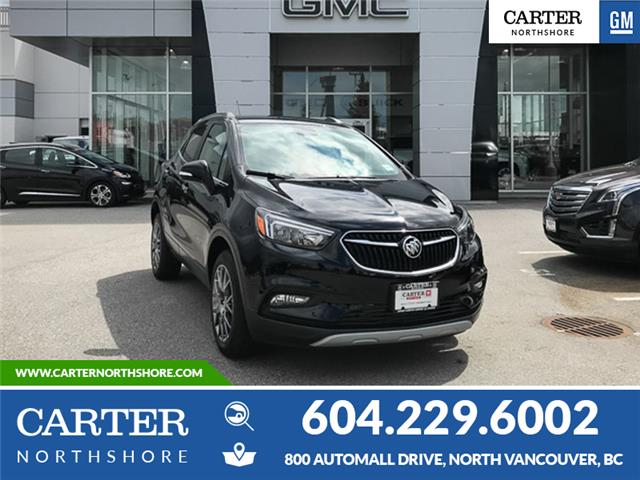 2019 Buick Encore Sport Touring (Stk: 9K83270) in North Vancouver - Image 1 of 13