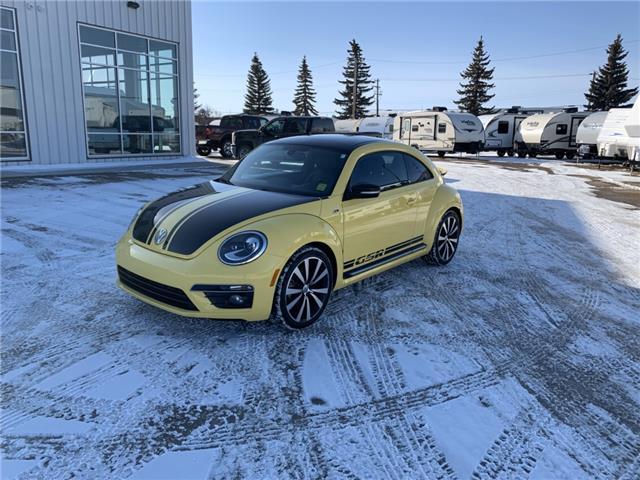 2014 Volkswagen Beetle 2.0 TSI Sportline (Stk: HW909) in Fort Saskatchewan - Image 1 of 13