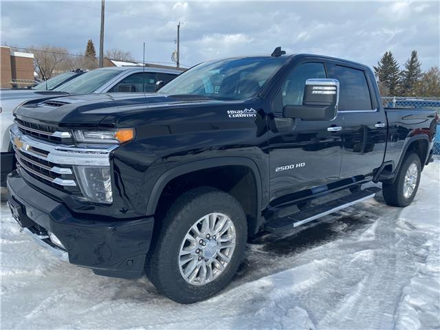 2020 Chevrolet Silverado 2500HD High Country (Stk: 20168) in Sioux Lookout - Image 1 of 12