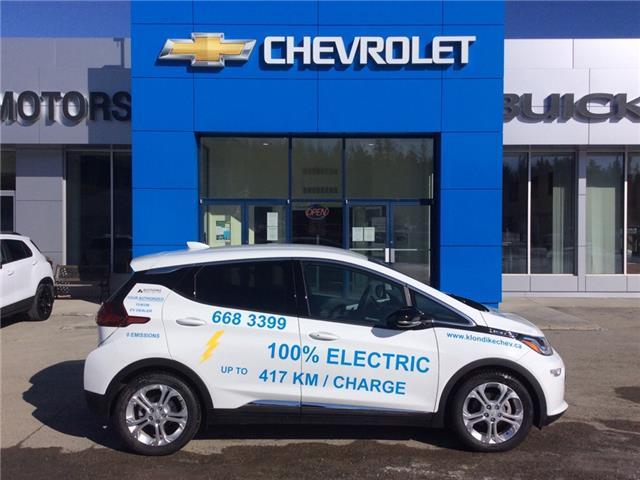 2020 Chevrolet Bolt EV LT (Stk: 7201260) in Whitehorse - Image 1 of 20