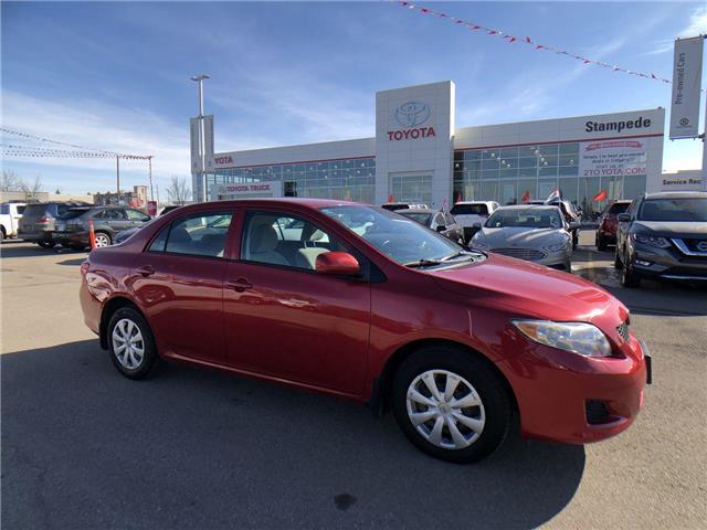 2010 Toyota Corolla  (Stk: 9024B) in Calgary - Image 1 of 23