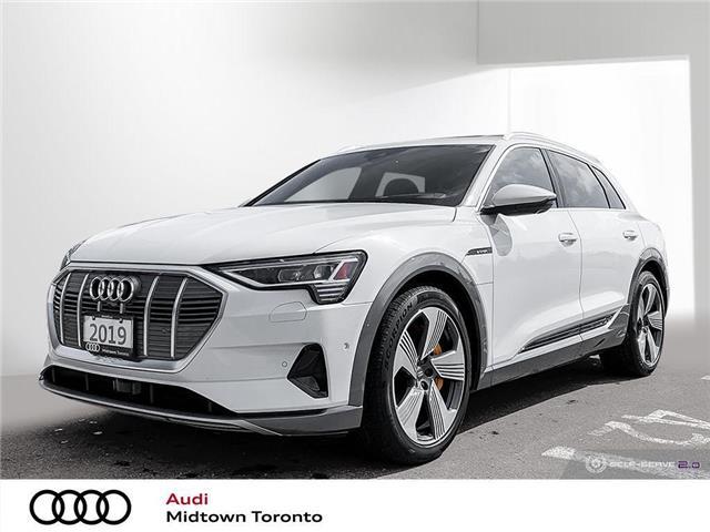 2019 Audi e-tron 55 Technik (Stk: P7890) in Toronto - Image 1 of 23