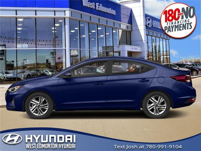 2020 Hyundai Elantra Preferred w/Sun & Safety Package (Stk: EL03073) in Edmonton - Image 1 of 1