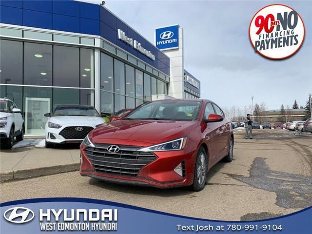 2019 Hyundai Elantra  (Stk: E4897) in Edmonton - Image 1 of 23