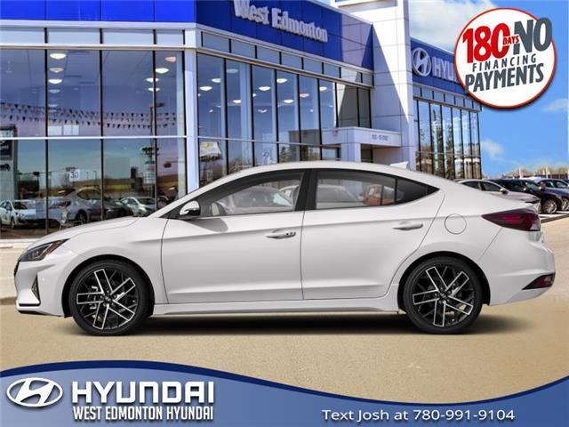 2020 Hyundai Elantra Sport (Stk: EL02719) in Edmonton - Image 1 of 1