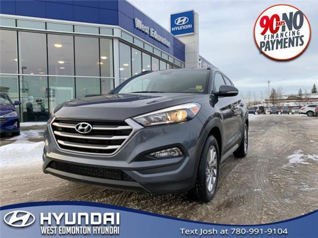 2018 Hyundai Tucson Base 2.0L (Stk: E4927) in Edmonton - Image 1 of 23