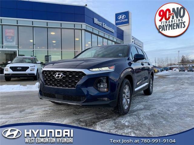 2019 Hyundai Santa Fe ESSENTIAL (Stk: P1175) in Edmonton - Image 1 of 24