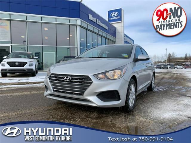 2019 Hyundai Accent  (Stk: E4864) in Edmonton - Image 1 of 23