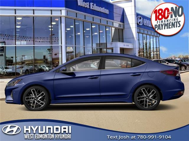 2020 Hyundai Elantra Sport (Stk: EL09166) in Edmonton - Image 1 of 1