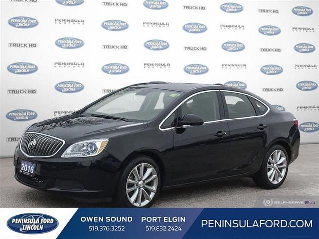 2016 Buick Verano Base (Stk: 20RA04XA) in Owen Sound - Image 1 of 25