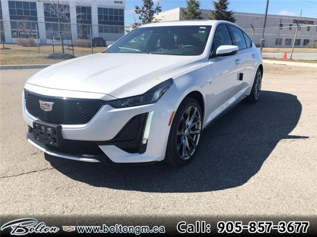 2020 Cadillac CT5 Sport (Stk: 134941) in Bolton - Image 1 of 13
