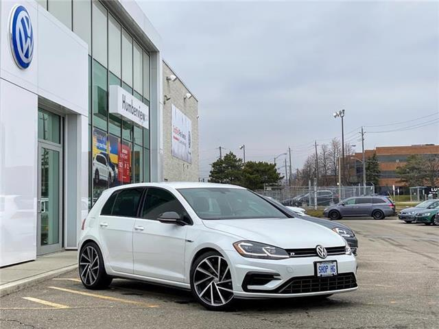 2019 Volkswagen Golf R 2.0 TSI (Stk: 96596) in Toronto - Image 1 of 20