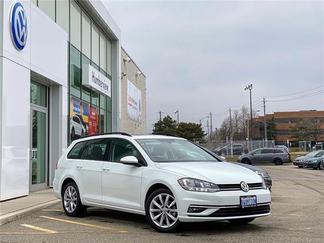 2019 Volkswagen Golf SportWagen 1.8 TSI Highline (Stk: 97349) in Toronto - Image 1 of 22