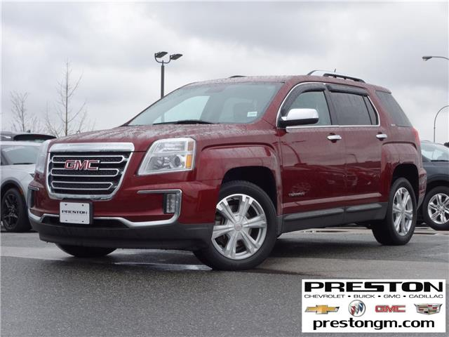 2016 GMC Terrain SLT (Stk: 9019211) in Langley City - Image 1 of 27