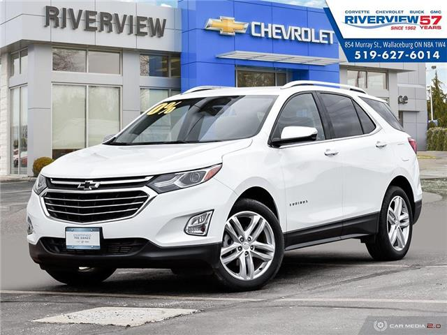 2018 Chevrolet Equinox Premier (Stk: 19416A) in WALLACEBURG - Image 1 of 26