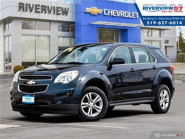 2014 Chevrolet Equinox LS (Stk: U1833) in WALLACEBURG - Image 1 of 25