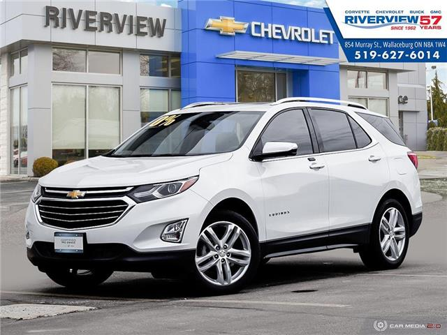 2018 Chevrolet Equinox Premier (Stk: 19330A) in WALLACEBURG - Image 1 of 27