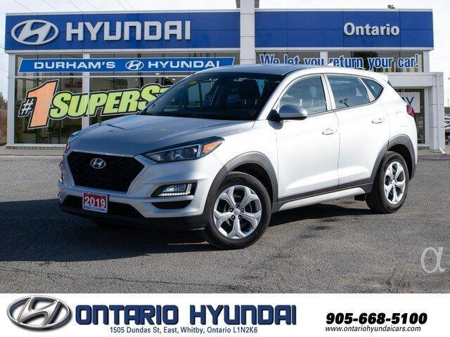 2019 Hyundai Tucson Essential w/Safety Package (Stk: 68556K) in Whitby - Image 1 of 19