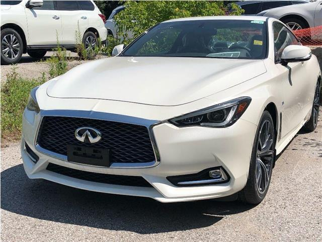 2018 Infiniti Q60 3.0t LUXE (Stk: 18Q6014) in Newmarket - Image 1 of 5
