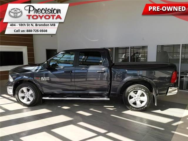 2018 RAM 1500 SLT (Stk: 201191) in Brandon - Image 1 of 22